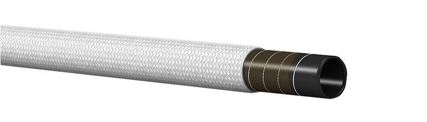 Cooling Water Suction Hose with Fiber Glass Cover
