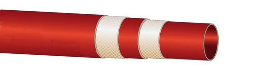Cooling Water Delivery Hose with Silicone Cover